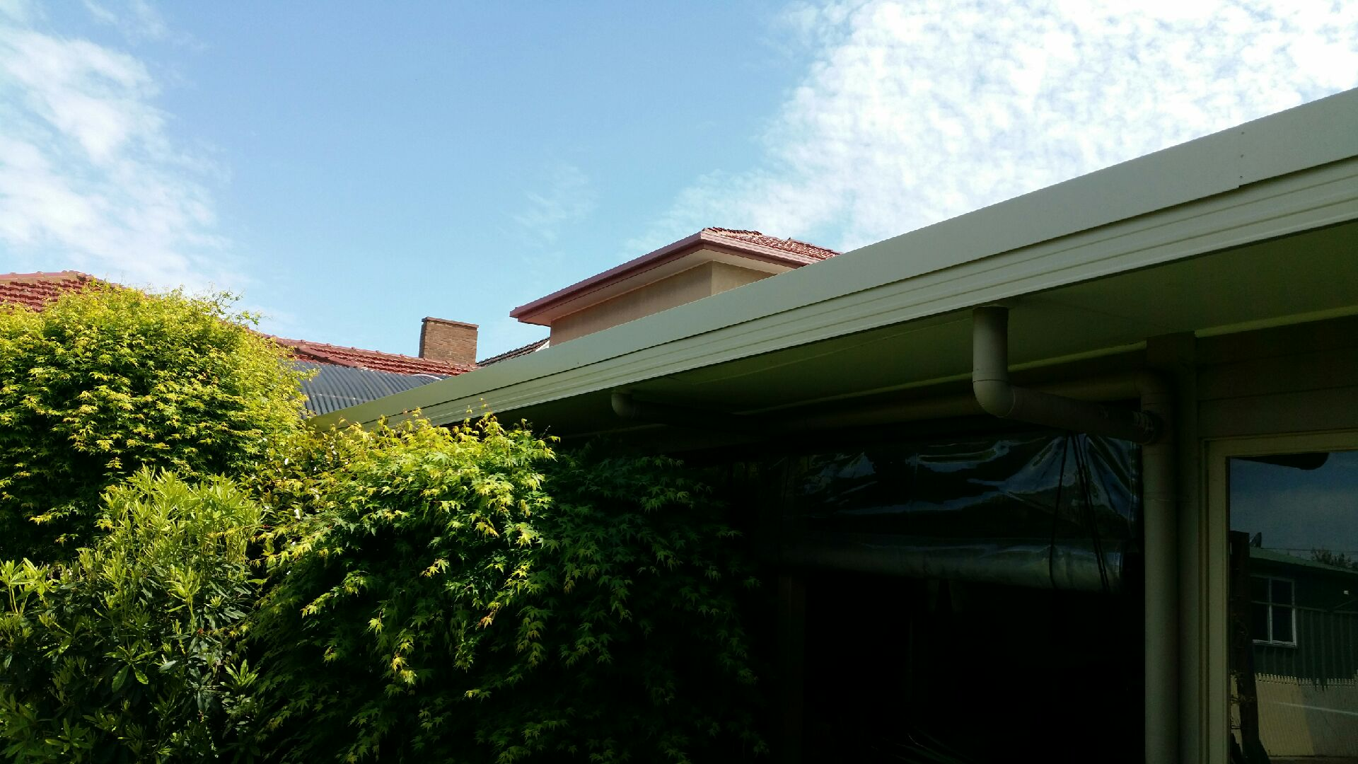 Before And After Photos Roofing Amp Guttering
