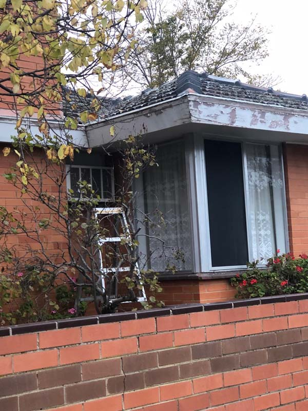 Concealed Gutters Fascia Cover And Capping Replacement
