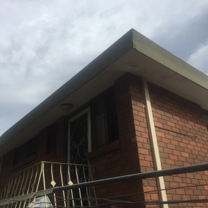 Installation of Concealed Gutters in Doncaster