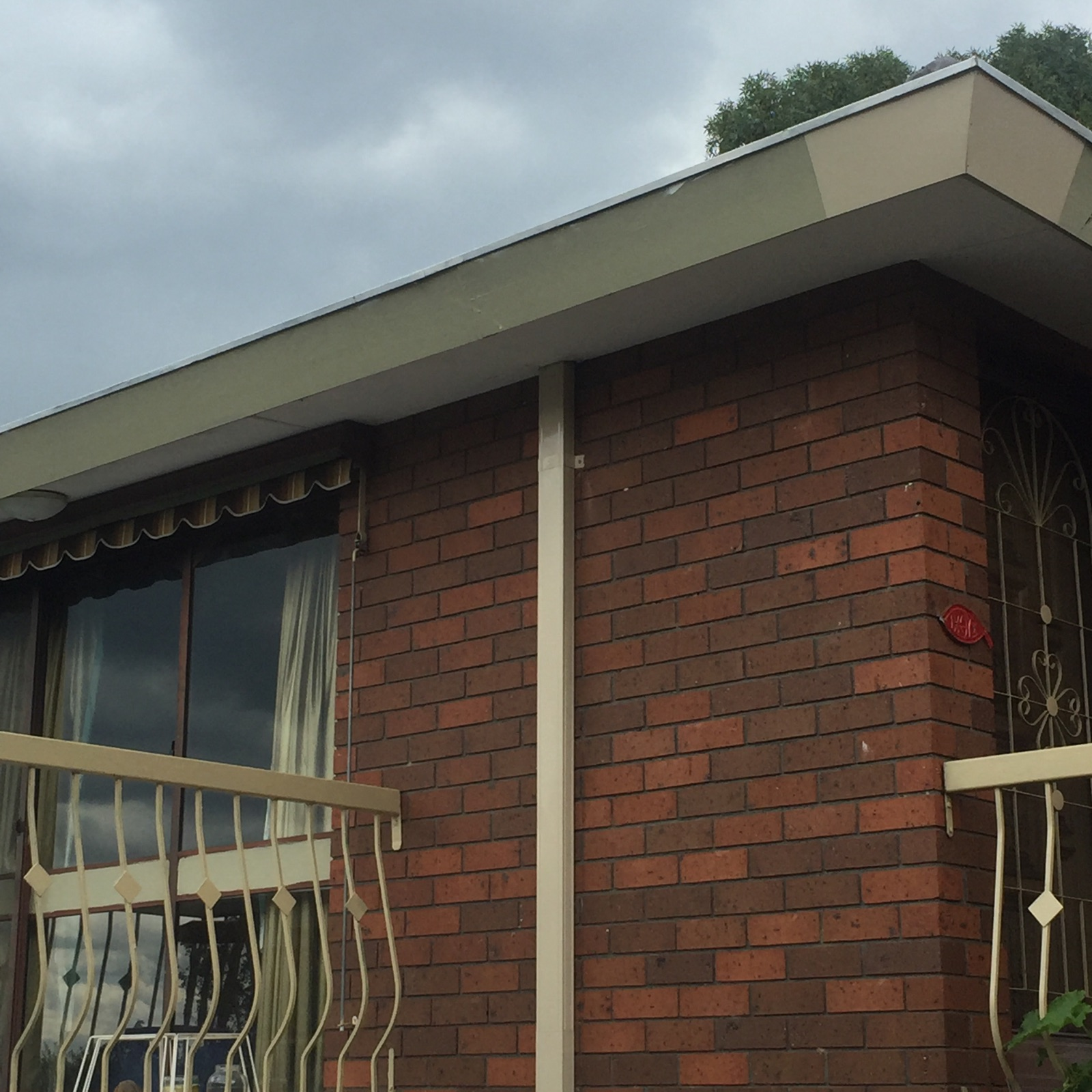Installation Of Concealed Replacement Gutters In Doncaster