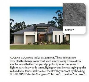 Colorbond Roofing/Dulux Paint-Seamless Roof/Fascia Integration