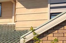 Concealed gutters and fascia cover with Colorbond in Albanvale