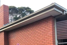 Gutters and fascia with Colorbond in Avondale Heights