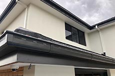 Colorbond guttering replacement Ivanhoe