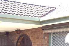 Guttering and Facia Replacement with Colorbond Guttering in Dingley