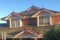 Guttering and Fascia Cover Replacement with Colorbond Gutters in Bulleen Melbourne