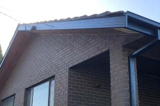 Guttering Fascia Cover Replacement with Colorbond Guttering Keilor Park