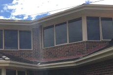 Gutters and Steel Fascia Replacement with Colorbond Guttering in Parkdale