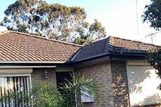 Guttering and Fascia Replacement with Colorbond Guttering in Tullamarine