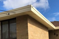 Fascia cover and capping with Colorbond in Watsonia